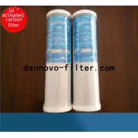 Coconut Shell CTO Carbon Block Filter Activated Solid Carbon Water Filter Cartridge Manufactures