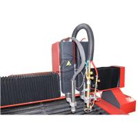 Quality 1300*3000mm Table Type CNC Plasma Flame Cutting Machine with 200A Plasma Power Supply for sale