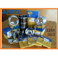 China C9 Engine Liner Kit Fit For CAT 336D Excavator , Forged Engine Piston 197-9297 324-7380 265-1401 on sale