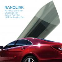 Solar Blocking Black Pet Film Silicone Coating With Excellent Shelter / Insulation Manufactures