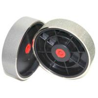 """6"""" Electroplated Diamond Grinding Wheel with Plastic Axis For lapidary polishing Manufactures"""