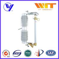33KV - 36KV Porcelain Cutout Fuse With High Power Holder Manufactures