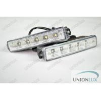 Flexible 5 LED Car Fog Light , Small Power 6W LED DRL Light Manufactures