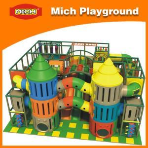 Indoor Playground Equipment (2011A)