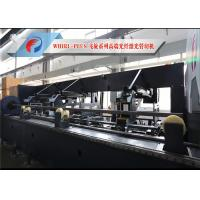 Stainless Steel Pipe CNC Fiber Laser Cutting Machine Power Optional 1000W Manufactures