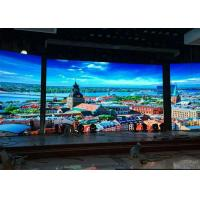 Quality P1.6mm Indoor HD LED Screen Wall 1.667mm Small Pixel Pitch LED Display Panel for sale