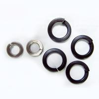 Stainless Steel Split Ring Lock Washer 2mm Height High Corrosion Resistance Manufactures