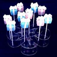 China clear acrylic cake pops stand on sale