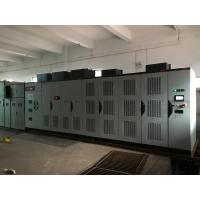 Smooth Operation Vector Control Frequency Inverter , VFD Phase Converter DC Braking Manufactures