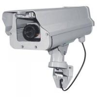 High Definition Box Outdoor Security Cameras Weatherproof With Bracket Manufactures