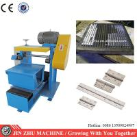 Automatic Metal Plate Polishing Machine for Hinge Manufactures