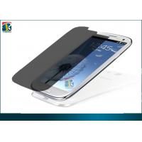 Fashionable Mirror / Privacy Screen Protector Guard For Samsung Galaxy S3 I9300 Manufactures