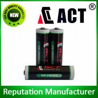 China ACT LS14500 Lithium Battery ER14505 (3.6V AA size) on sale