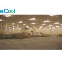 Polyurethane Insulation Panel Cold Storage Of Fruits And Vegetables -5 ~ 8℃  EHT19 Manufactures