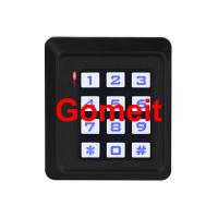 Backlight plastic keypad Standalone RFID Access Control Manufactures