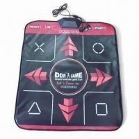 5-in-1 Dance Pad for PlayStation 3/2, Xbox, Wii and USB, OEM Orders are Welcome Manufactures