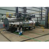 China Fire Tube 2 Ton Industrial Gas Steam Boiler For Tomato Sauce Production on sale