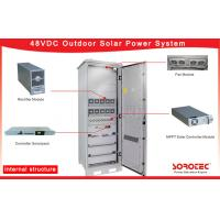 Buy cheap 220VAC Input Solar System For Telecom Tower High Converting Efficiency from wholesalers