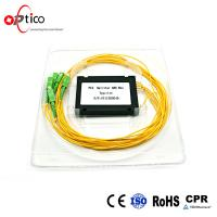 4 Way Passive Fiber Optic Splitter Module Full Operating Wavelength Manufactures