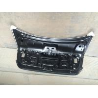 China Electrophoresis Coating Car Trunk Lid For VW Jetta 2011 With Black / Grey wholesale