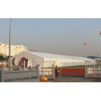 China Luxury Wedding Marquees White , Custom Canopy Tents With Attractive Appearance on sale