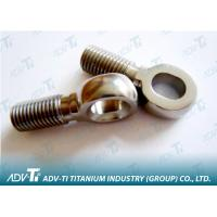 Quality Pure Alloy Titanium Precision Parts , OEM Titanium Medical Screws for sale
