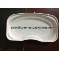 China Pulp Molded Kidney Tray/Kidney Dish on sale