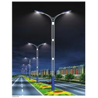 China Solar Street Light Poles Manufacture on sale