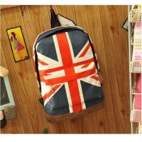 China Large Quantities Of  England  American Flag Canvas Bag on sale