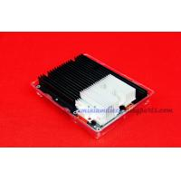 Silver Anodize Aluminum Extrusion Heat Sink For Computer CPU Cooling Manufactures