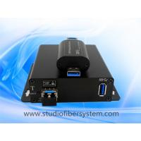 Quality Leap Motion over fiber optic extender connected to remote Mac&PC in VR System for sale