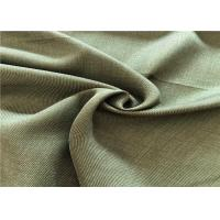 2/2 Twill Style Fade Proof Outdoor Fabric , Soft Breathable Fabric For Sports Cloths Manufactures
