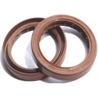 Double Lips Rotary Shaft Rubber Oil Seals / Rear Crankshaft Oil Seal  For Engine Manufactures