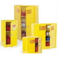 China Various Sizes Industrial Lab Furniture , Chemical Flammable Storage Cabinet on sale