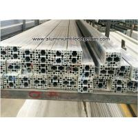 T Slot / Slotled Aluminum Alloy Industry Extrusion Profiles For Industry Assemble Manufactures