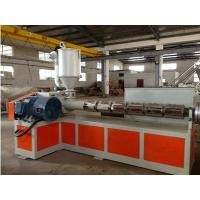 Formwork Construction Board Extrusion Line For PP Hollow Sheet / Honeycomb Sheet Manufactures