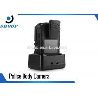 Ambarella A7L50 Police Wearing Body Cameras , Police Wearable Camera IP67 32MP WIFI Manufactures