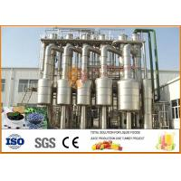 Full Automatic Complete Fresh Buleberry Jam Production Line CFM-S-01 Manufactures