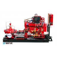 Buy cheap 1000GPM@119PSI Ul Listed Diesel Engine DRIVER Split casing Pump set from wholesalers