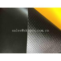 Woven Super Strong Vinyl Polyester PVC Fabric Truck Tarps / Tarpaulin Covers Manufactures