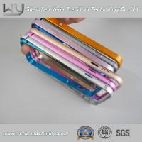 Precision Aluminum CNC Machining Part / Metal CNC Machined Part for Mobile Phone Shell Manufactures