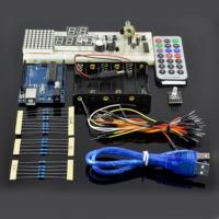 China UNO R3 Starter Kit for Arduino with 830 Hole Breadboard Leds LM35 Sensor DIY Learning kit on sale