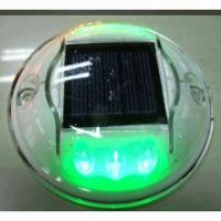 Solar Ground Light, Various Colors are Available Manufactures