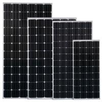 Monocrystalline Solar Panels 260W 250W For Home Solar Energy System Manufactures
