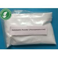 Raw Steroid Powder Fluoxymesterone Halotestin For Anti Cancer CAS 76-43-7 Manufactures