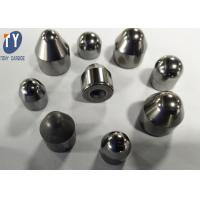 Mining Carbide Parts Tungsten Carbide Teeth With High Impact Toughness Manufactures