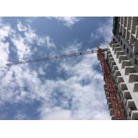 Quality Max.Load 10t Topkit Tower Crane for construction QTZ125(6515) for sale