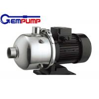 CHL Multistage High Pressure Pumps 0.37~4.4 kw Power cast iron Material Manufactures
