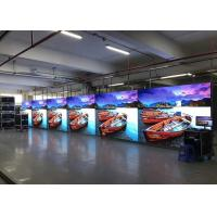 2.6Mm Innovative Seamless Indoor Advertising Led Display Video Wall For Even Hire Manufactures