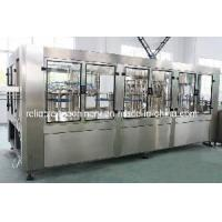China PET Bottled Water Production Machine/Line for High Speed (CGFA18-18-6) on sale
